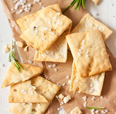 cracker all'olio extravergine di oliva Piave