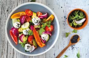 insalata di avocado oli del benessere